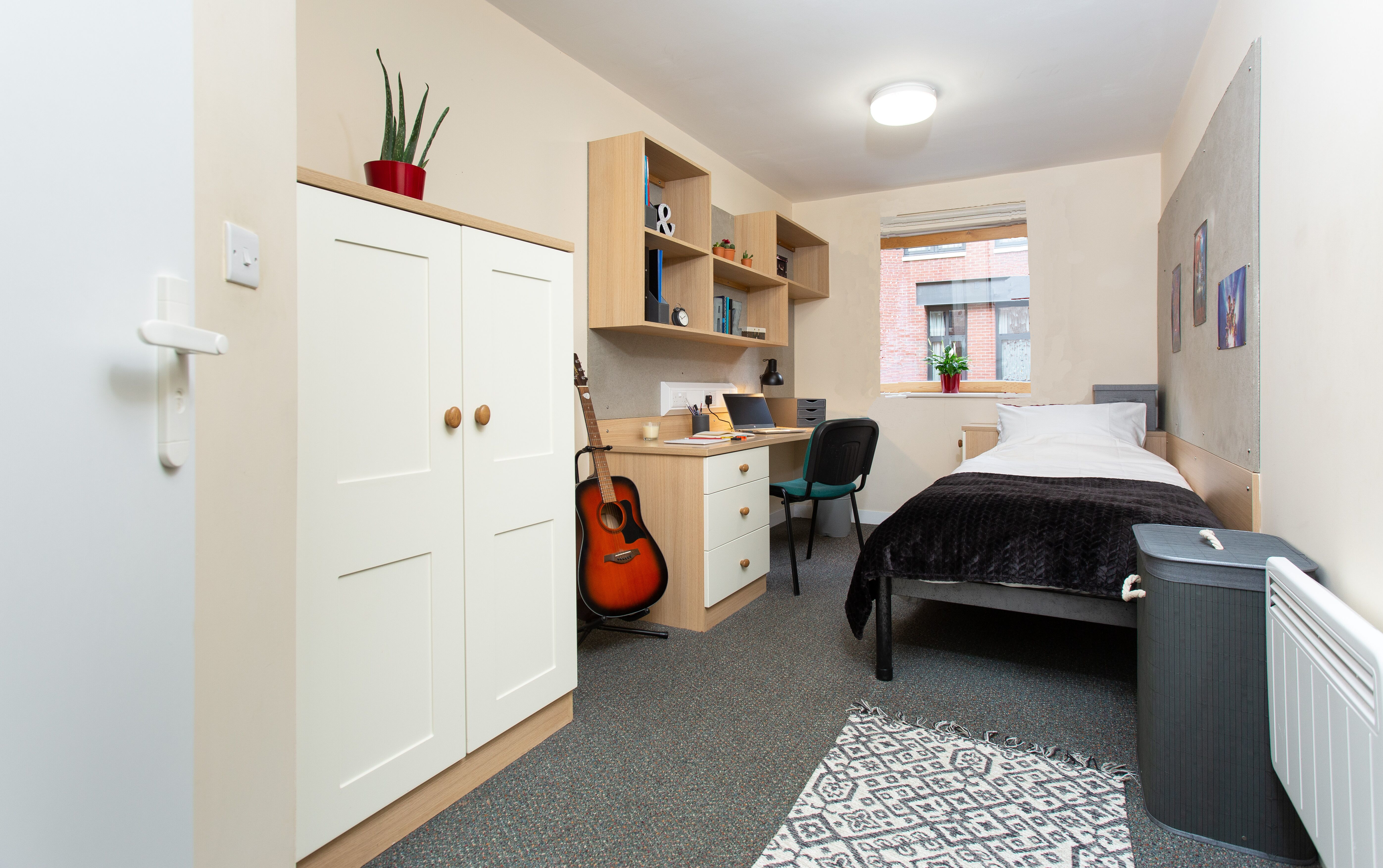 Classic and Standard Bedroom Abode Student Accommodation