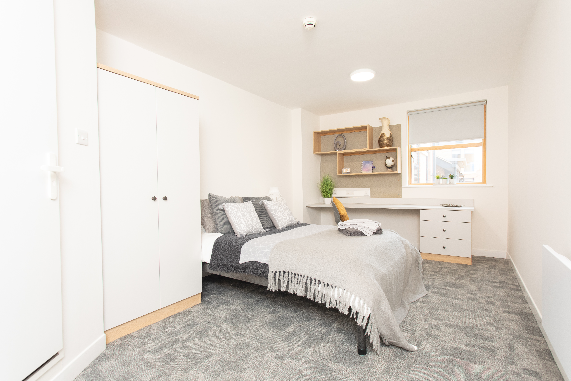 Deluxe Ensuite (Premium Plus) Abode Student Accommodation