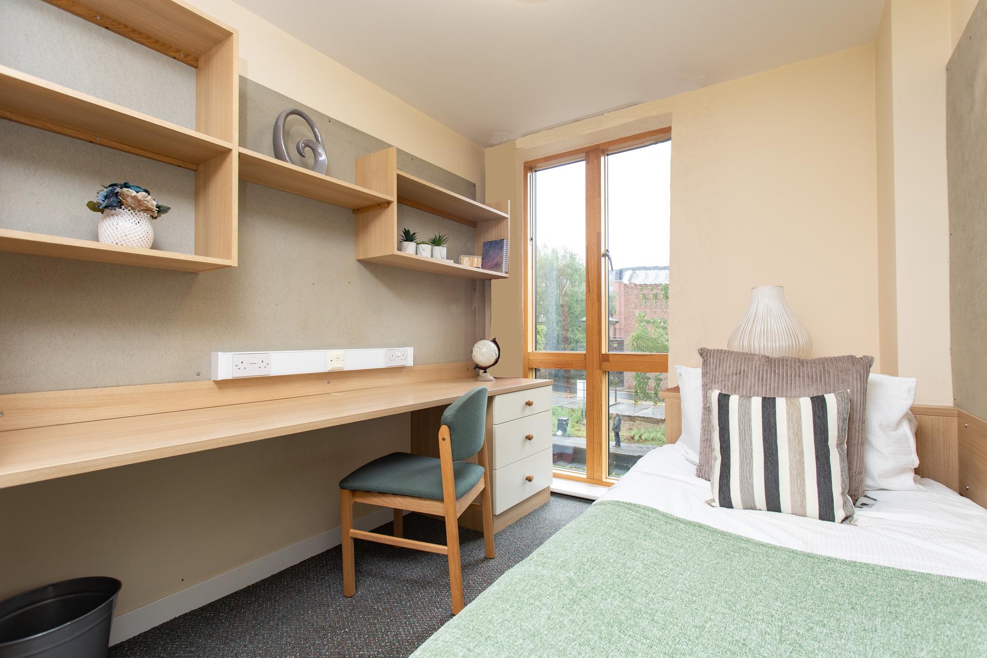 Premium Ensuite Grays Wharf Abode Student Accommodation