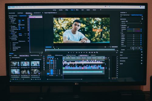 freelance video editor online job for students