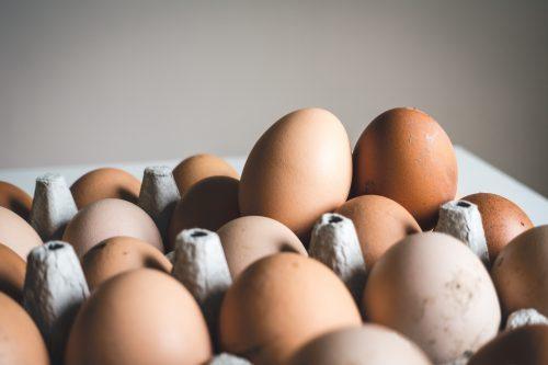 eggs are great vegetarian ingredient