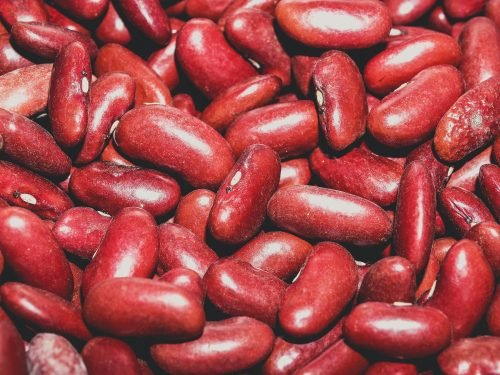 red kindney beans are vegeterian ingredient