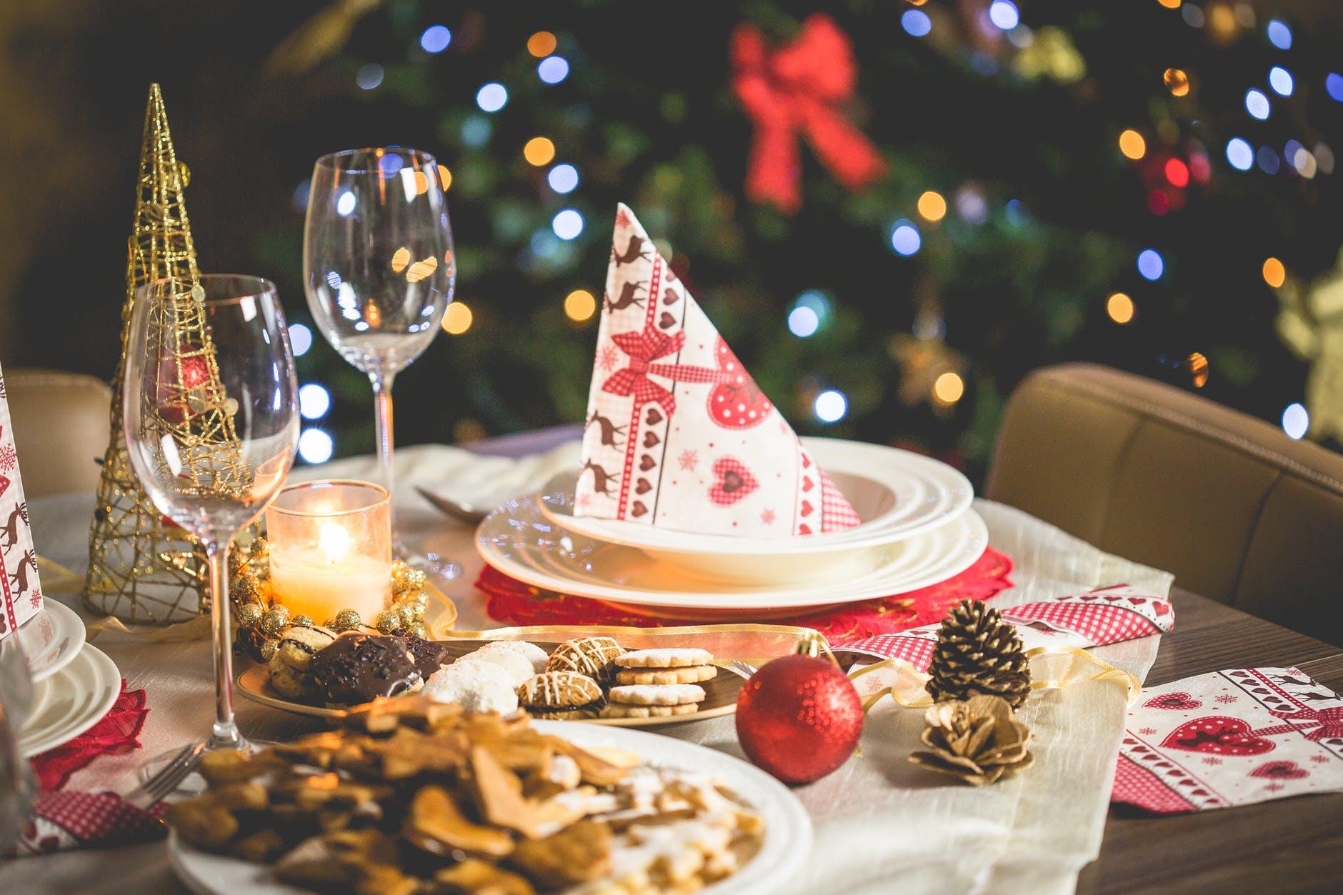 8 Hearty Vegetarian Recipes for Christmas Dinner