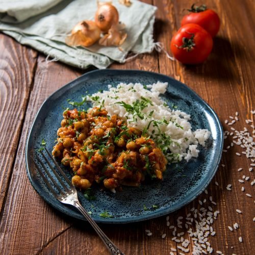 vegetarian christmas curry