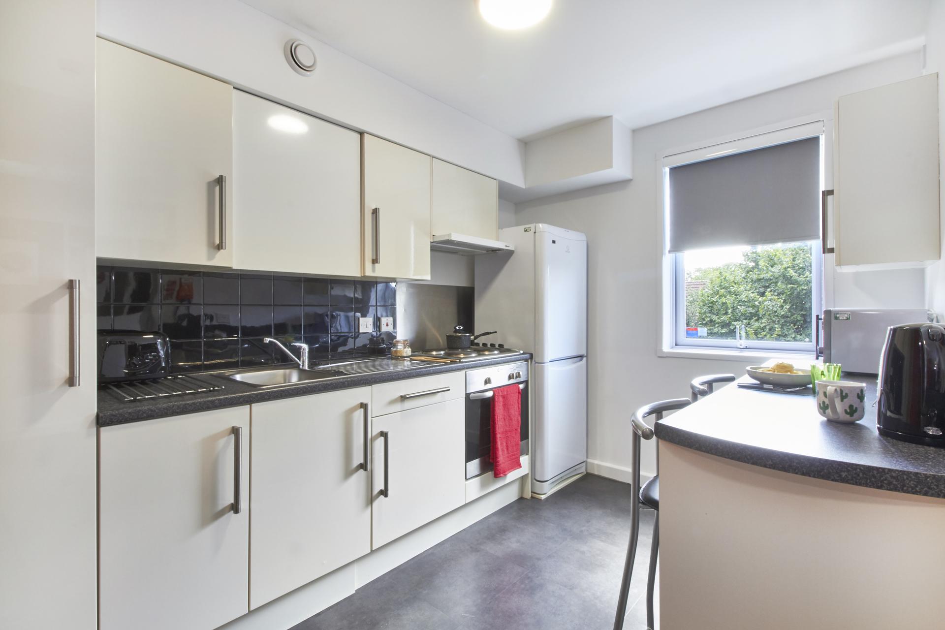 kitchenette in slade park oxford