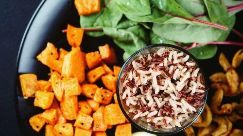 Vegan takeaway salad sheffied