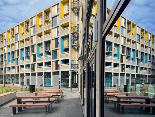 beton house student accommodation awards