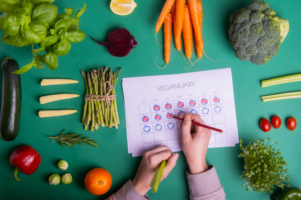 Student Veganuary: Easy Vegan Recipes You Can Cook in Your Shared Flat