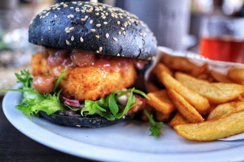 vegan burger takeaway sheffield