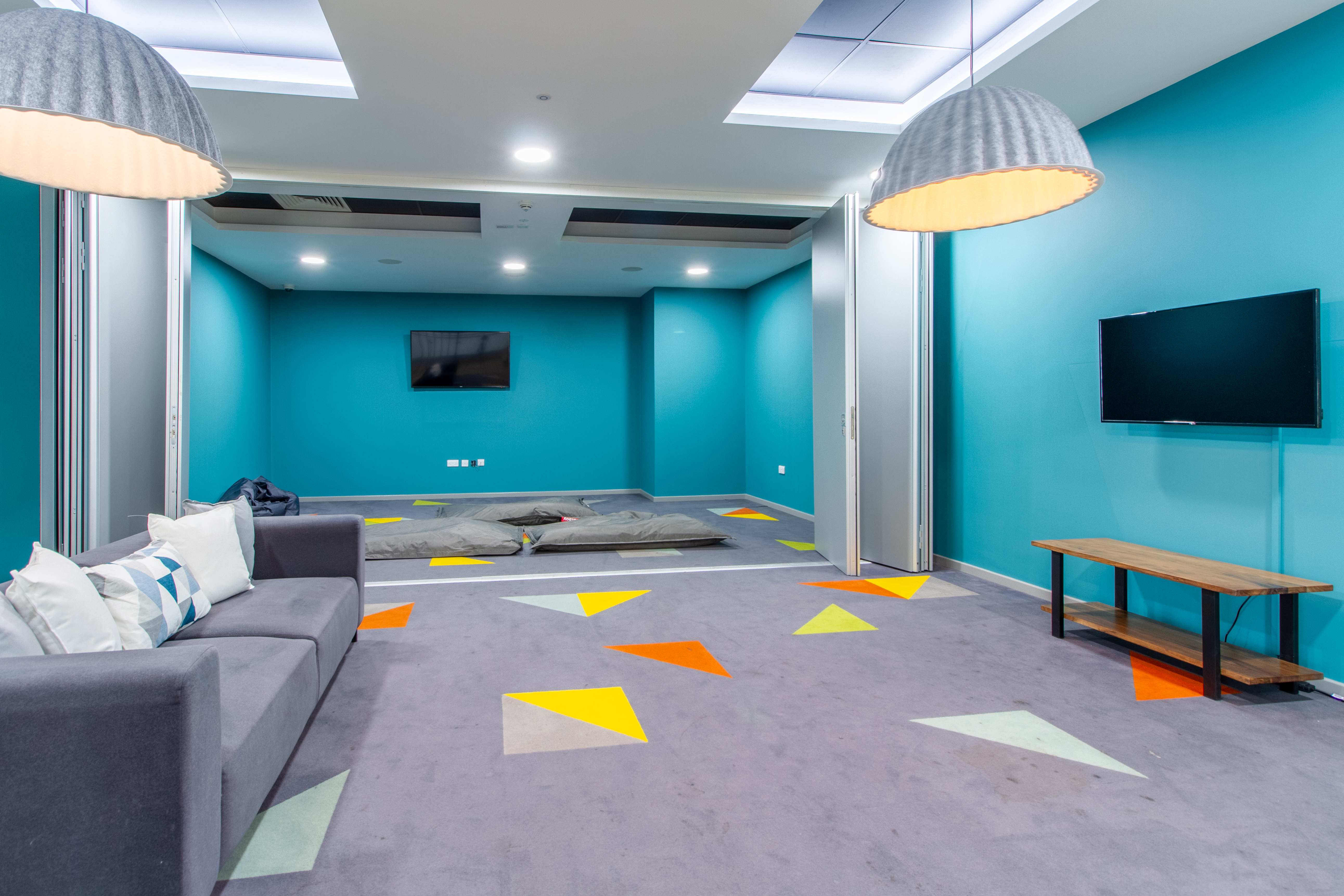 social space Millennium View Coventry Student Accommodation