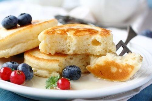 gluten-free scotch pancakes