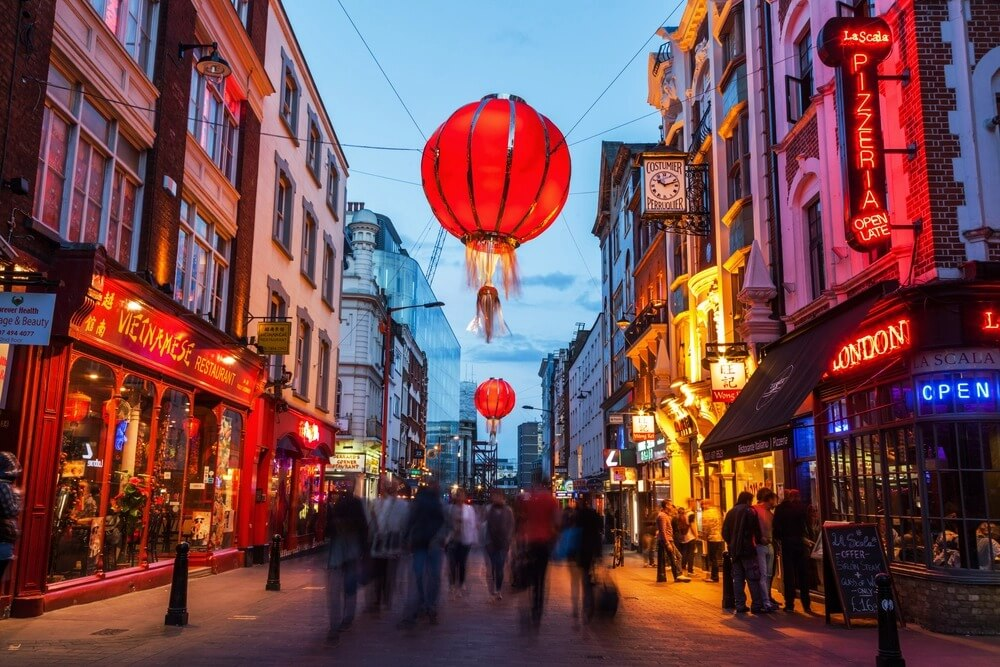 How to Celebrate Chinese New Year in London in 2021