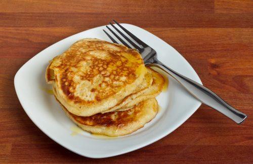 scotch pancake recipe lemon & raisin