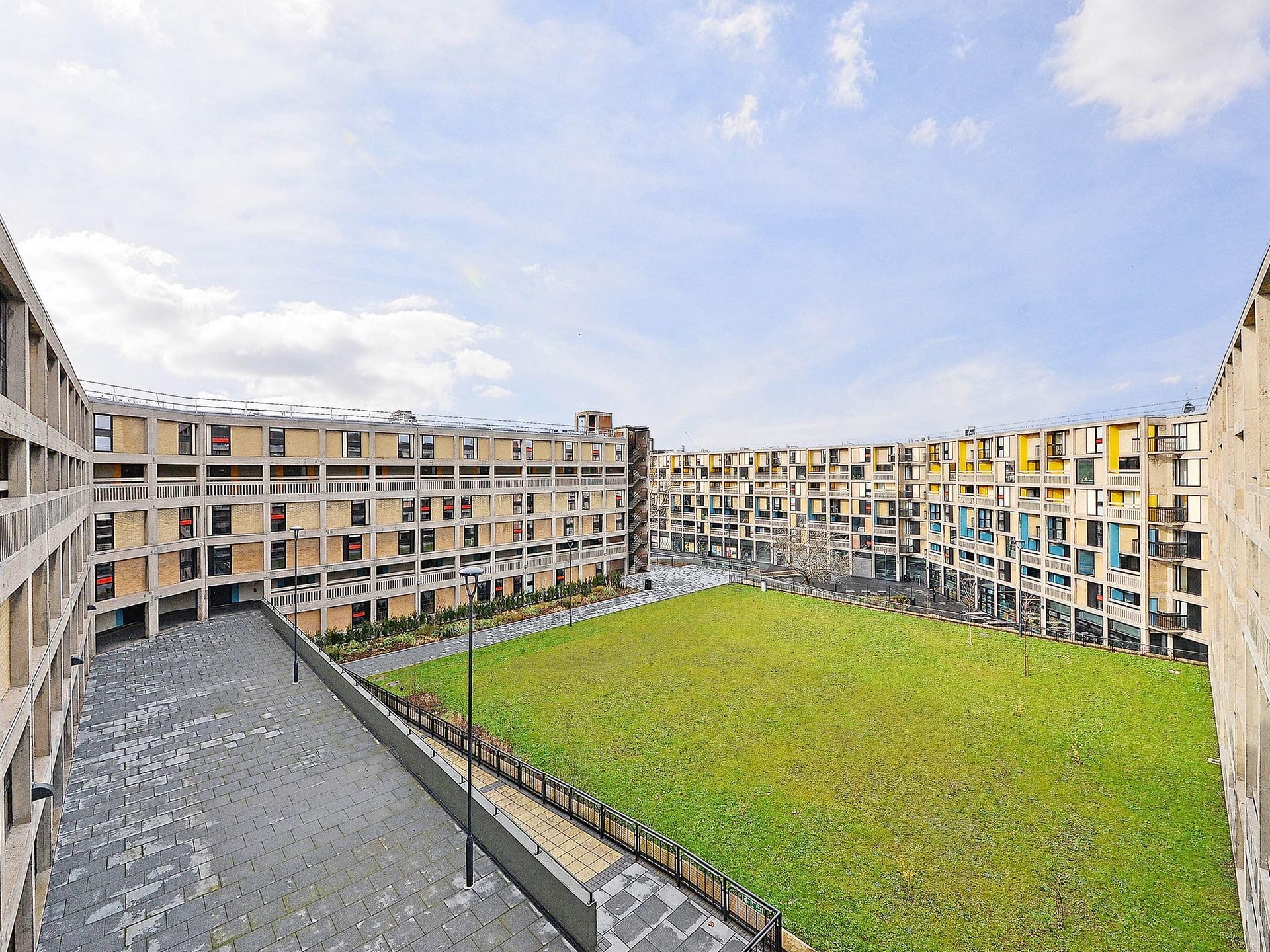 exterior Beton House Sheffield Student Accommodation