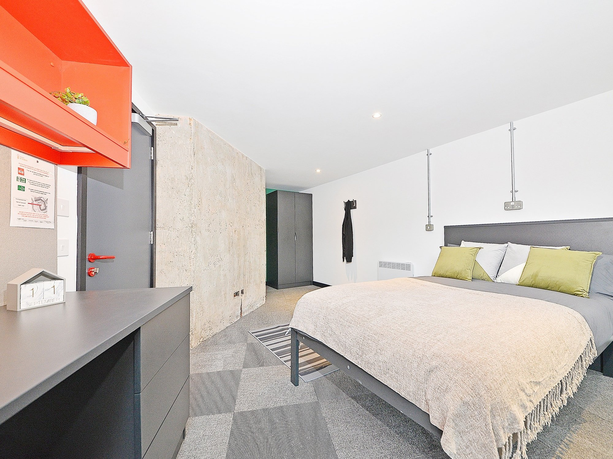 private student quarters Beton House Sheffield Student Accommodation