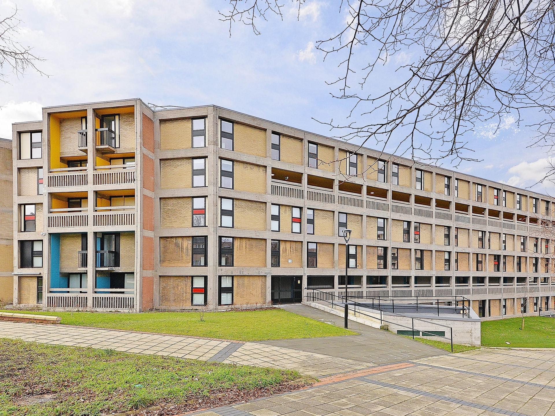 exterior building Beton House Sheffield Student Accommodation