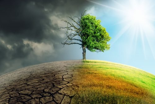 What are the main causes of climate change