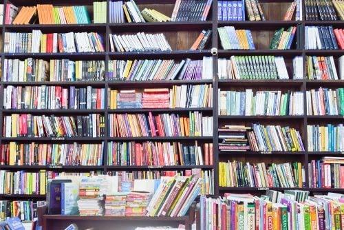 Transreal Fiction Bookshops In Edinburgh