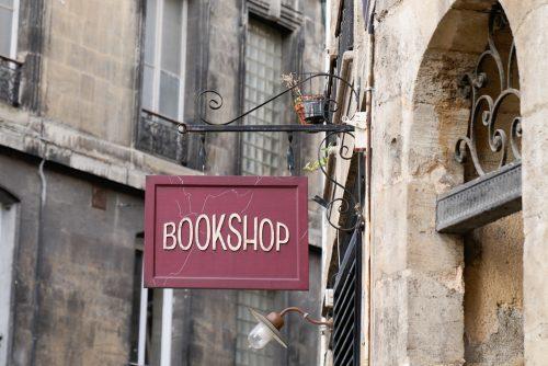 Arcmchair Bookshops In Edinburgh