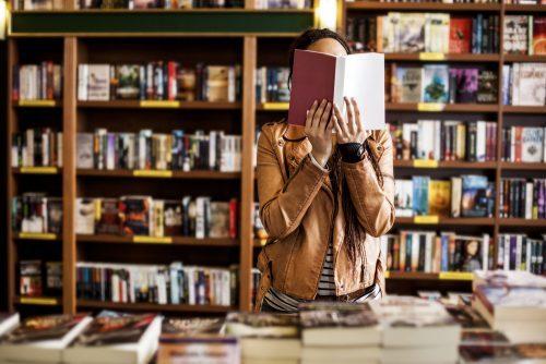 McNaughtan's Bookshop In Edinburgh