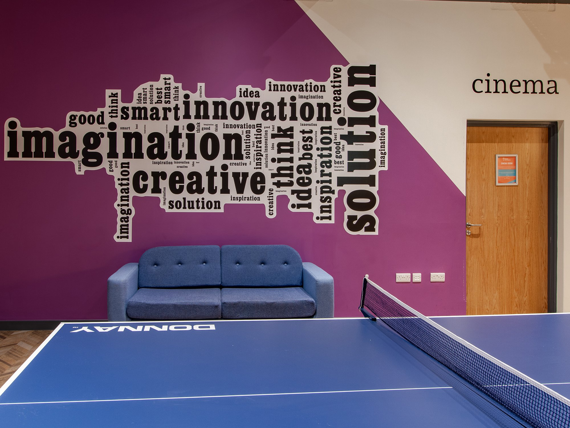 Plymouth Cross House Games Area