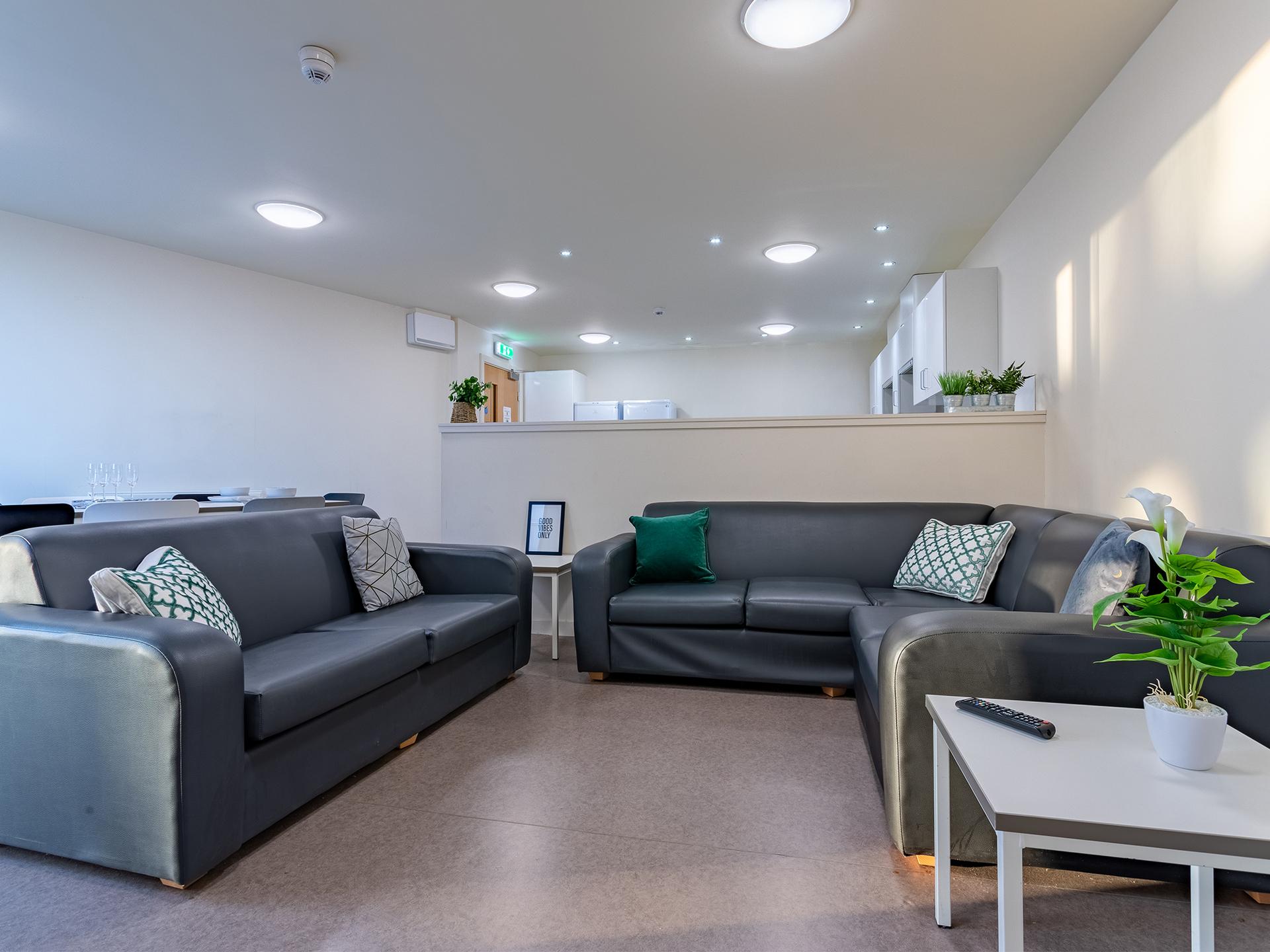 Student Accommodation Aberdeen Shared Kitchen
