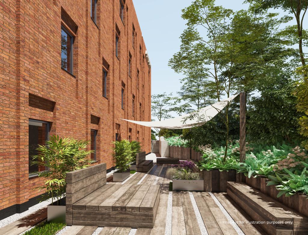 Alumno Falmer student accommodation brighton desck