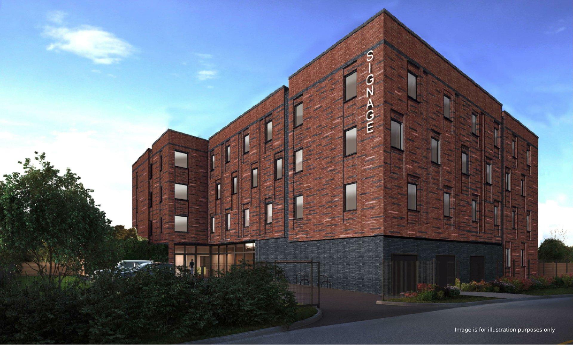 Alumno Falmer student accommodation brighton