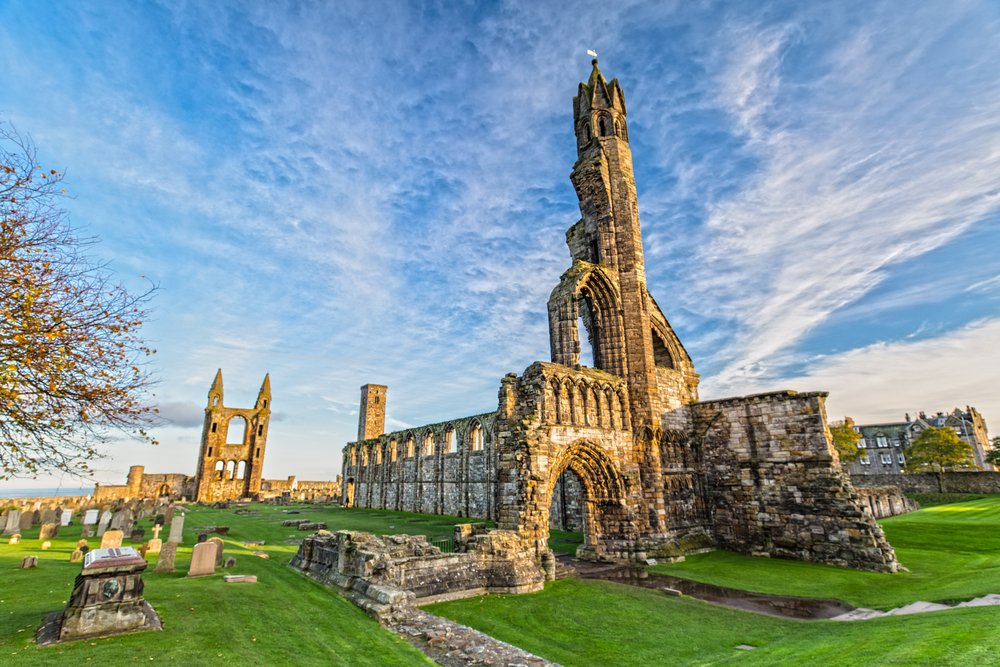 Top Tips: 10 Fun Things To Do In St Andrews