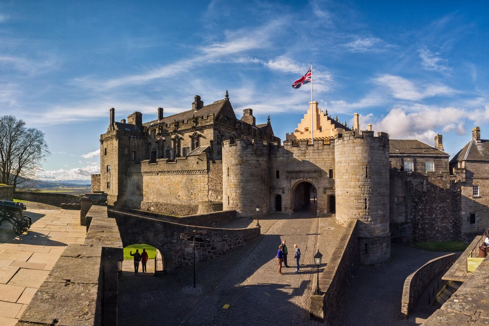 student accommodation stirling castle