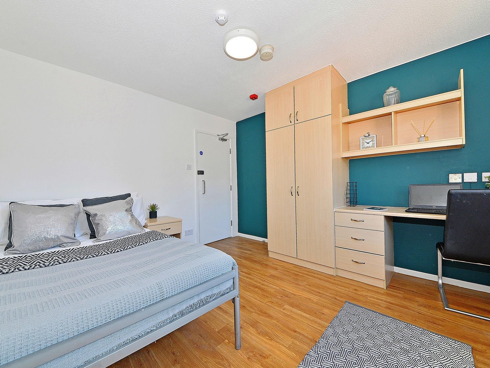 Manchester Court Bedroom