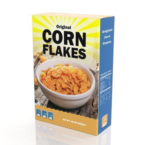 Cereal Box Tik Tok Hack