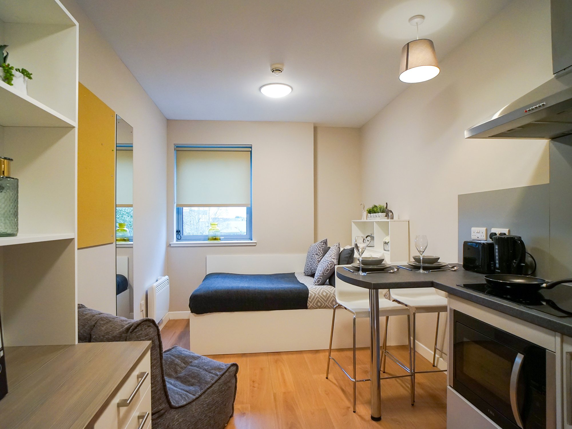 classic studio centro house student accommodation Stirling