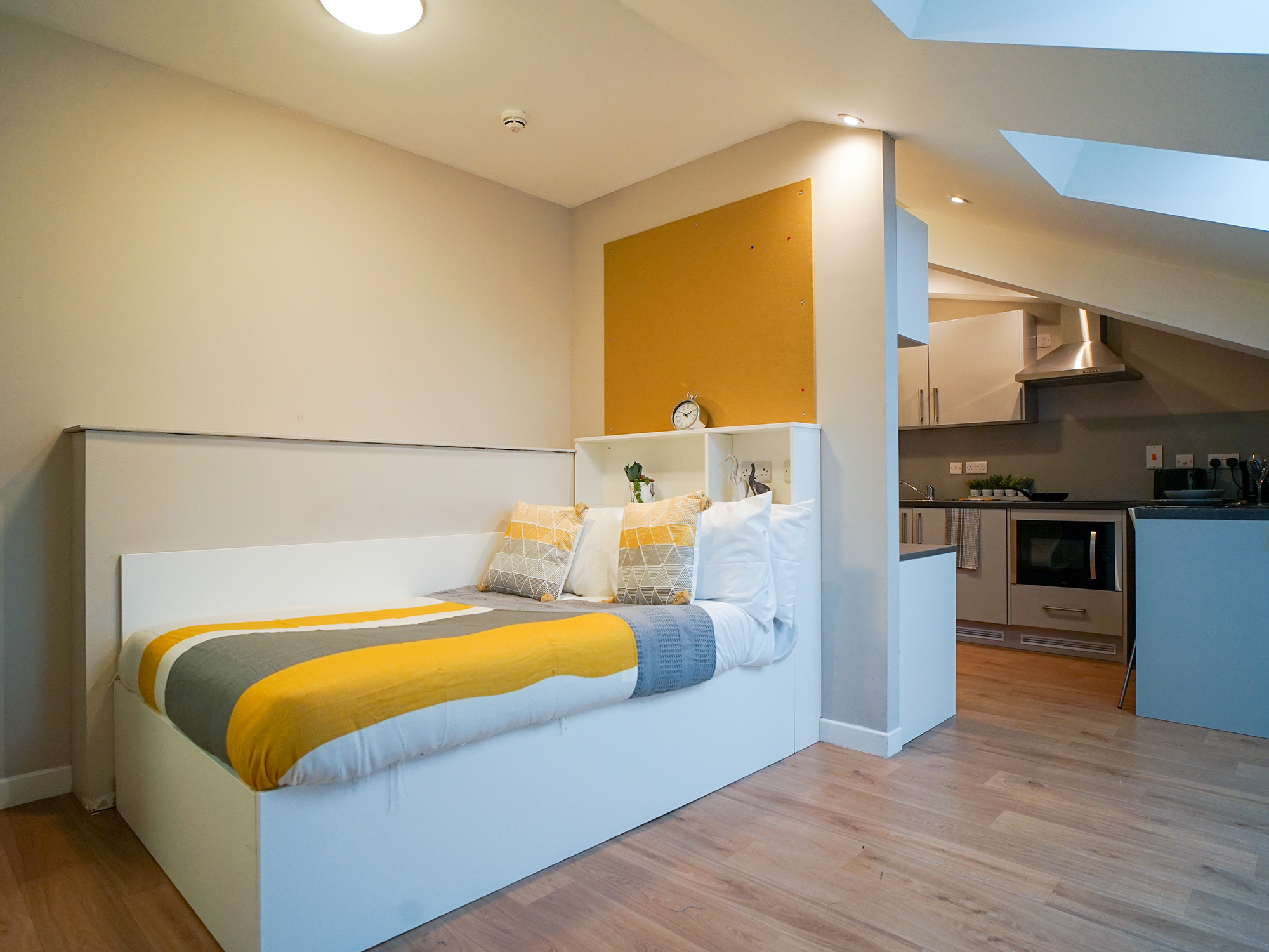 private bedroom area centro house student accommodation Stirling