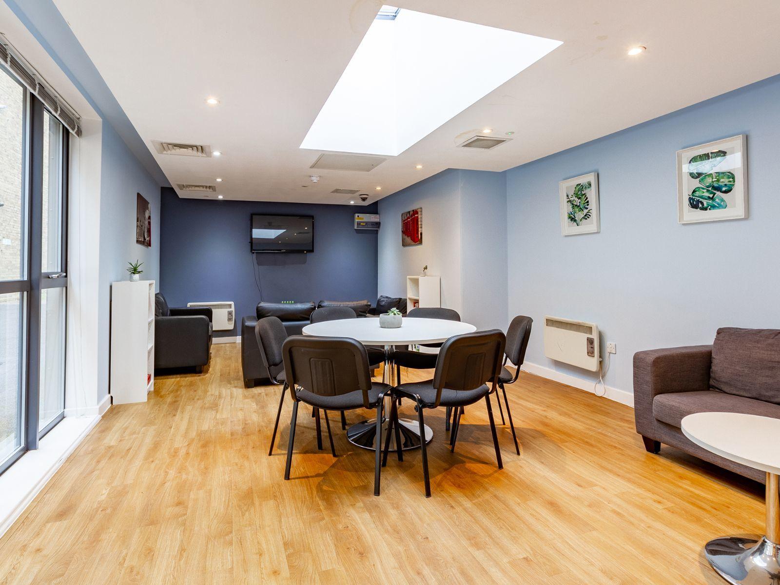 Surrey Quays Landale House Social Area
