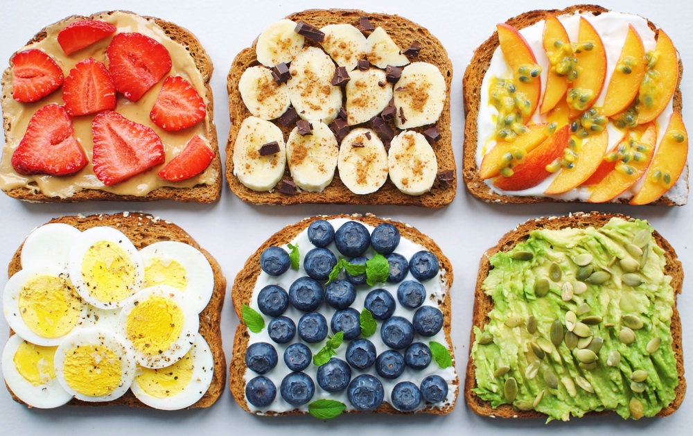 Student Hacks: 10 Best Toast Toppings You Need In Your Life!
