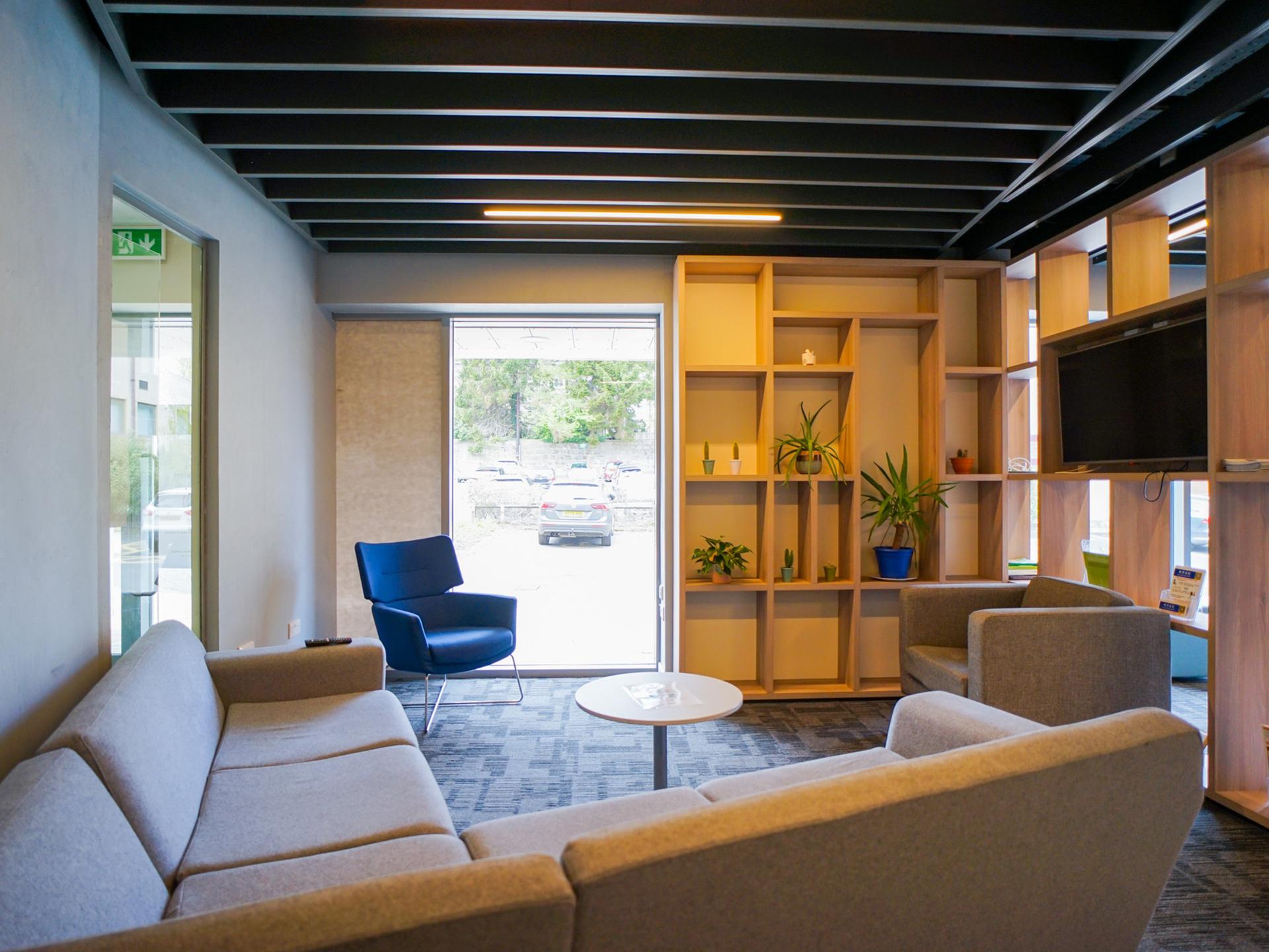 Centro House Social Area
