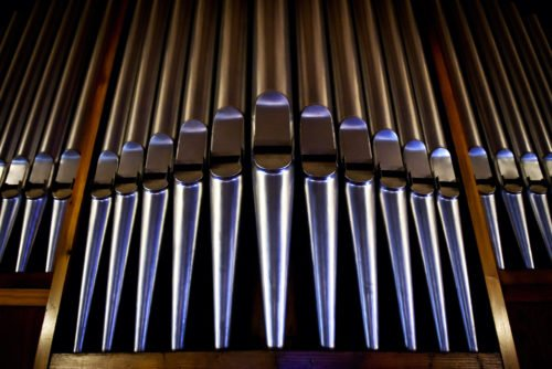 Lunchtime Organ Music With Paul Trepte