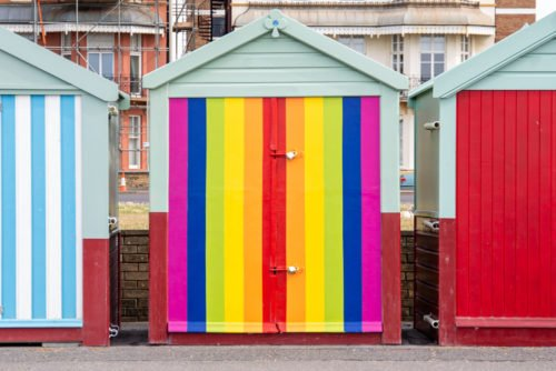 Brighton pride festival