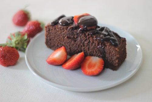 easy cake recipes for beginners chocolate fudge cake