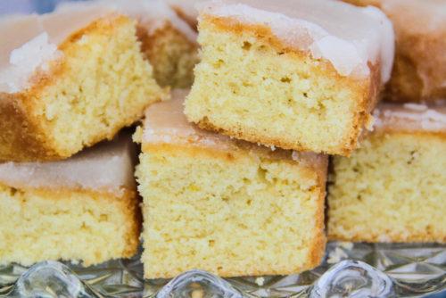 lemon drizzle cake easy cake recipes for beginners